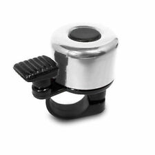 New One Touch Push Loud Handlebar Ring Ping Bell Horn Mountain Road Bicycle Bike