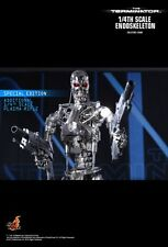Hot Toys 1/4 TERMINATOR ENDOSKELETON 1/4TH SCALE  FIGURE Special edition