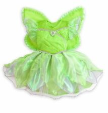 NWT Disney Store baby TINKER BELL costume Detachable wings Toddler 6 12 18M