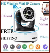 Wireless Wifi IP/Network HD Security Infrared Camera,720P,Night Vision,Audio Rec