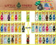 Magic Little Trees Car Auto Hanging Scent Air Freshener Fragrance 72 to 120 pack