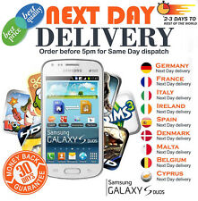 New Condition Samsung Galaxy S Duos GT-S7562 Dual SIM Mobile Phone Unlocked
