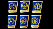 masonic regalia-CRAFT-CRAFT PROVINCIAL GAUNTLETS/CUFFS (PAIR) ANY DISTRICT/RANK