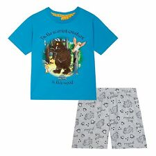 The Gruffalo Kids Boys' Blue 'Gruffalo' Pyjama Set From Debenhams
