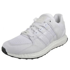 Adidas Originals Equipment Support Boost Mens Classic Casual Retro Trainers Wht