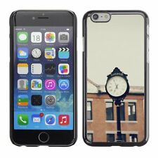 Hard Phone Case Cover Skin For Apple iPhone Street antique standing