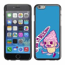 Hard Phone Case Cover Skin For Apple iPhone Delicioous ice cream pin