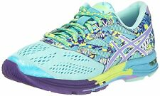 ASICS women GEL Noosa TRI 10 Athletic RUNNING SHOES T580N Mint/Turquoise size 8