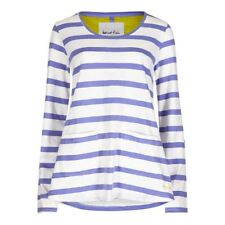 Weird Fish Bollywood Stripe Long Sleeve T-Shirt