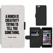 Phone Card Slot PU Leather Wallet Case For Apple iPhone 207 creativity hunch whi