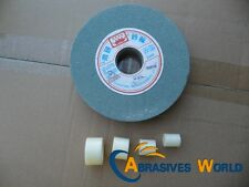 "1x150mm 6"" Bench Grinder Stone Grind Wheel and plastic washer for grinding metal"