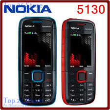 Original Nokia 5130 XpressMusic 2MP Camera 1020 mAh Bluetooth GSM Mobile Phone