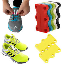 1 Pair Novelty Casual Lazy Magnetic Shoelace Shoe Buckles No-Tie Sneaker Closure