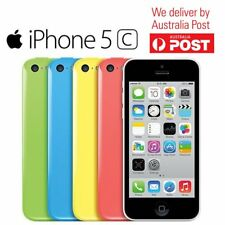 Apple iPhone 5c 16GB Factory Unlocked Smartphone Mobile - Various Color AU