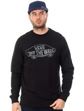 Vans Black-Pewter Off The Wall Sweater
