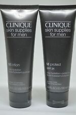 Clinique Skin Supplies For Men M Lotion or M protect SPF 21 100ml/3.4fl.oz.