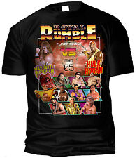 WWE - Royal Rumble - American Wrestlers Official - UCL T-shirt DTG Print