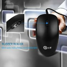 1000dpi Wired Optical Mouse Slim Mini Wired Mice USB for PC Laptop V4000 SY
