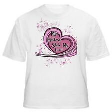 My Maltese Stole My Heart Dog Lover T-Shirt - Sizes Small through5XL