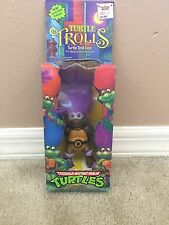 1989 TMNT Turtle Trolls Don Teenage Mutant Ninja TURTLES Playmates New Unpunched