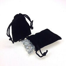 10Pcs Velvet Bags Favor Wedding Pouches Jewelry Packaging Bag Gifts Bags 7cm*5cm