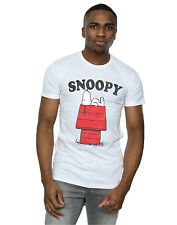 Peanuts Men's Snoopy Doghouse T-Shirt