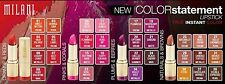 Milani Lipsticks - Your Choice of Shade, 1 for $3, 5 for $15, Read Description