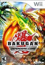 Bakugan: Defenders of the Core (Nintendo Wii, 2010)