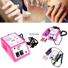 Electric Nail Art Manicure Machine Pedicure Drill File Polish Tool Set Kits