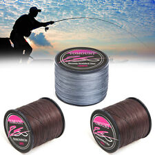 300M/500M/1000M Super Strong Dyneema Spectra Extreme PE Braided Sea Fishing Line