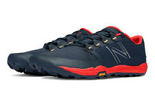 New Balance Men's Minimus 10v4 Trail Running Shoes, Outer Space w/ Red - MT10BR4