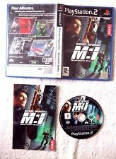 41149 Mission Impossible Operation Surma - Sony Playstation 2 Game (2003) SLES 5