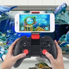 S6 Rechargeable Wireless Gamepad Gaming Remote Bluetooth Controller Joystick XC