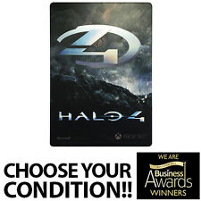 HALO 4 - STEEL CASE - 2 DISC LIMITED EDITION - XBOX 360 - TRUSTED UK SELLER!!
