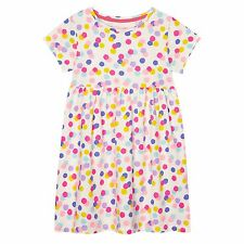Bluezoo Kids Girls' Multi-Coloured Spotted Dress From Debenhams