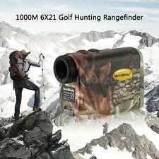 6X21 Hunting Monocular Telescope Rangefinder Ranging Speed Distance Hiking W1Z4