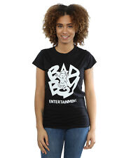 Bad Boy Records Women's Simple Logo T-Shirt