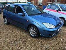 Ford Focus 1.8TDCi 115 2002.25MY LX