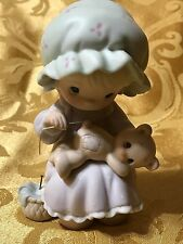 Precious Moments PM-902 Porcelain Figurine - You Are A Blessing To Me