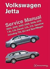 Volkswagen Jetta (A5) Service Manual : 1. 9L and 2. 0L diesel, 2. 0L and 2. 5L …