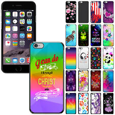 """For Apple Iphone 6 Plus / 6S Plus 5.5"""" Slim Protector Hard Back Case Cover Skin"""