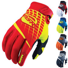 MSR MX Axxis Series Mens Off Road Dirt Bike Racing Motocross Gloves
