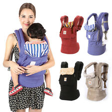 Freestyle Classic Baby Carrier Infant New Born Child Sling Wrap Black Red Blue