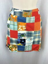 "WOMENS LOUDMOUTH ""MAUI"" GOLF SKORT MULTI SIZES NWT"