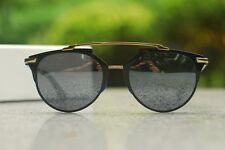 Retro aviator polarized sunglasses mens brand new eyeglasses women mirror lens
