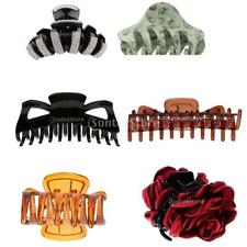 Elegant Hair Claw Clamp Clip Headpiece Elegant Lady Hairpin Headwear