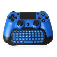 Mini Bluetooth Wireless Keyboard Chatpad Keypad For PS4 PlayStation 4 Controller