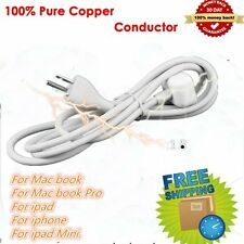 1.8M Power Extension Cord Cable For Mac book Pro/ ipad/iphone/ipad Mini XC