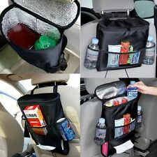 Car Auto Seat Back Multi-Pocket Storage Bag Organizer Holder Travel Hanger R8
