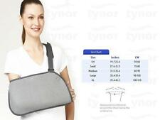 Tynor Adult Pouch ARM SLING with Foam Strap Adjustable - All Sizes Available